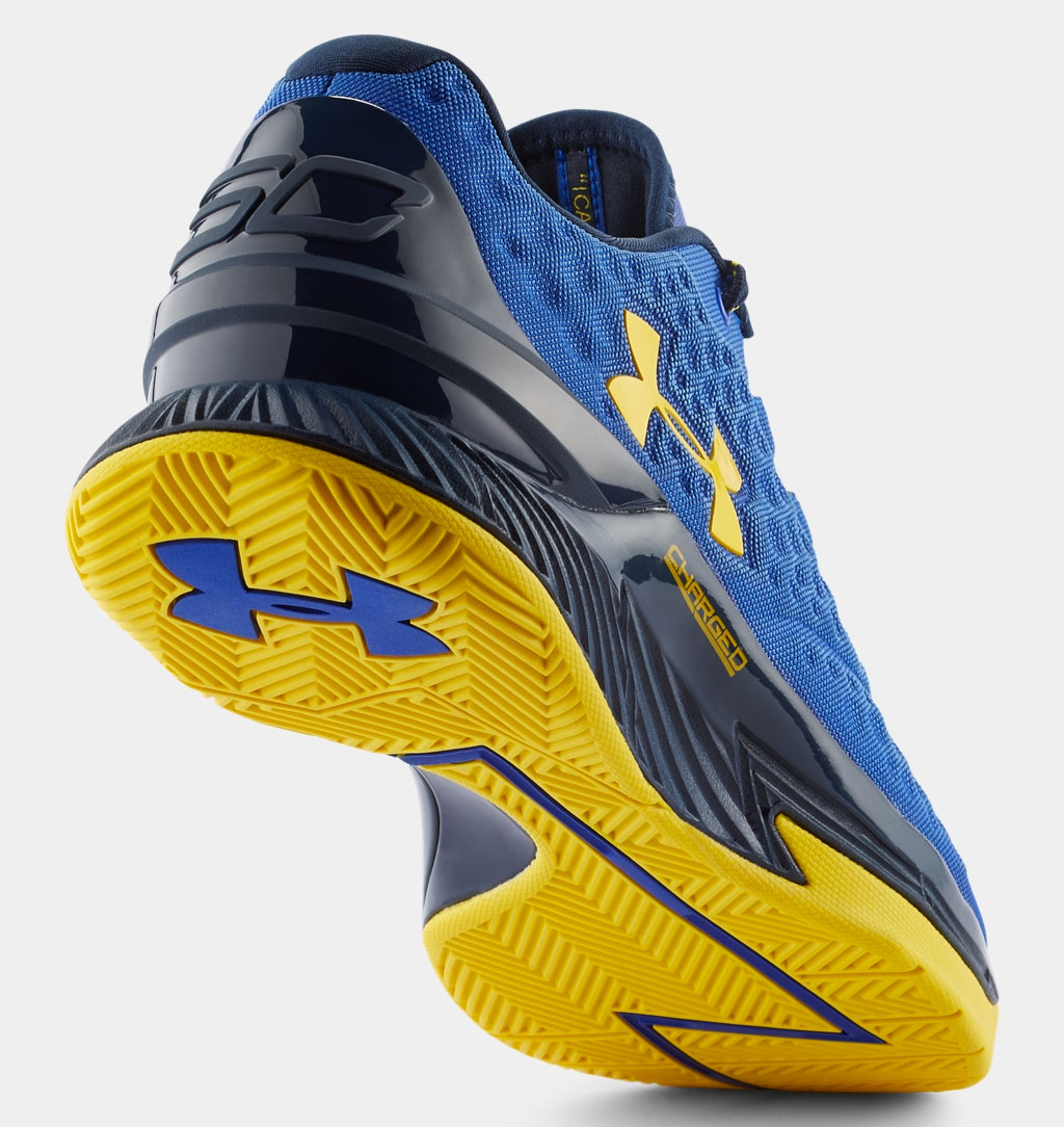 Under Armour Curry One Low Warriors Release Date 1269048-400 (3) 2a14508cb0cf
