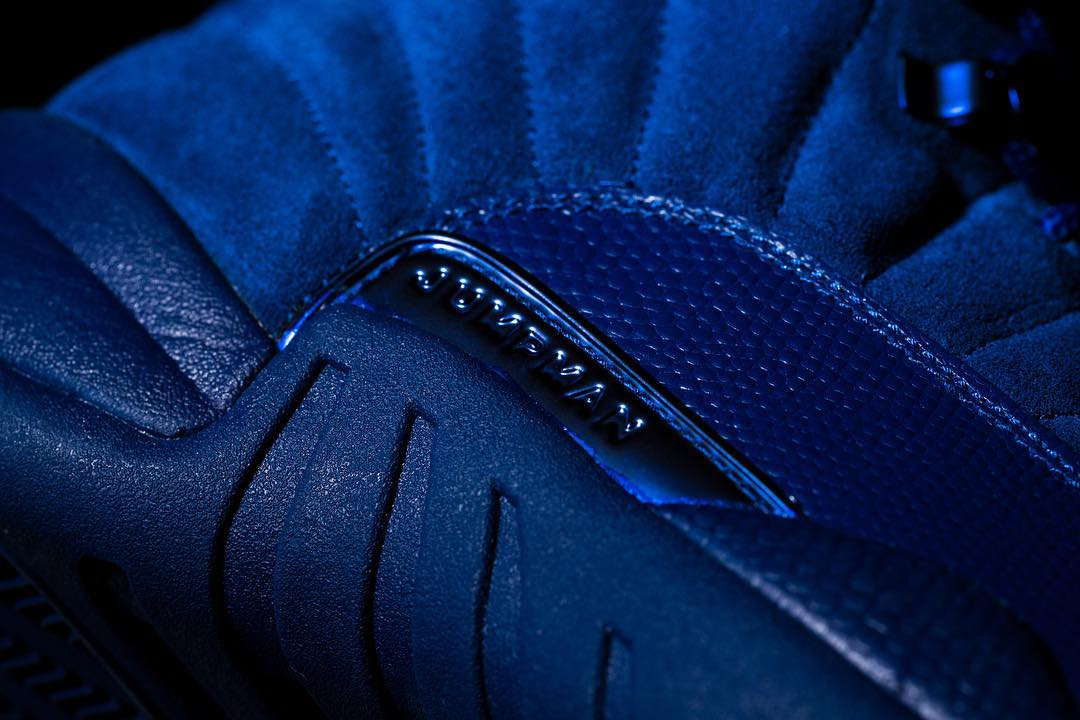 Jordan 12 Deep Royal Blue   Sole Collector