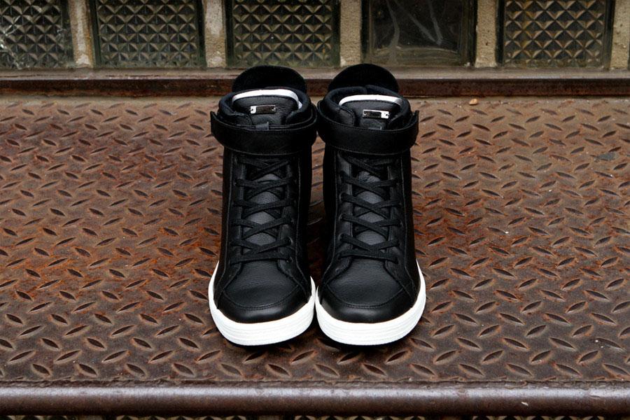 fd277084ae75 adidas SLVR Cupsole Sneakers - Black   White