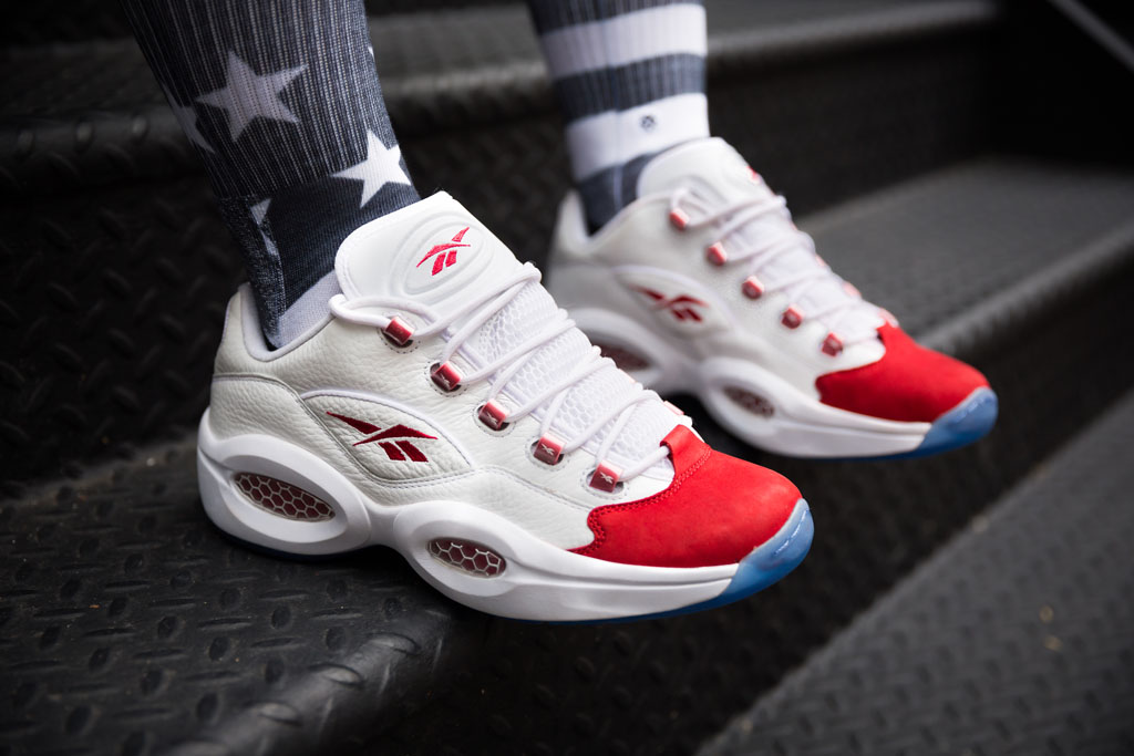 Design Your Own Reebok Question Low