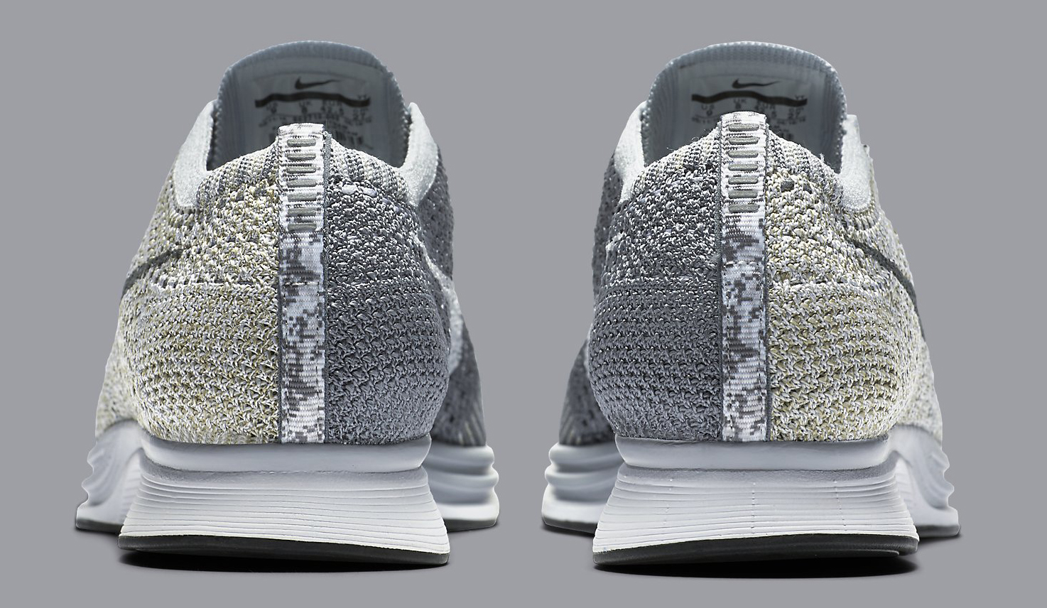 46c3582f0d64 Nike Flyknit Racer Pure Platinum 862713-002