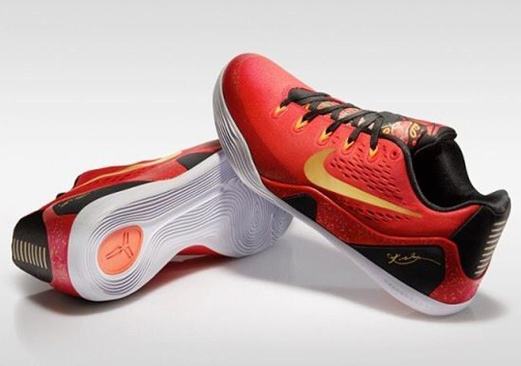 Release Date Nike Kobe 9 EM Premium China ... 119e37c53ec1