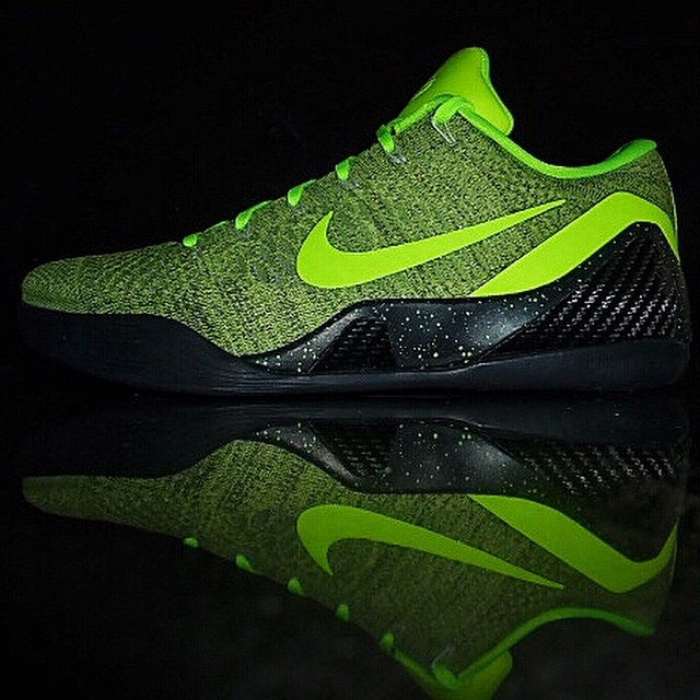 DJ Clark Kent Picks Up NIKEiD Kobe  Elite Low Neon