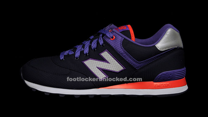 New Balance 574 - Windbreaker Collection Purple (1)