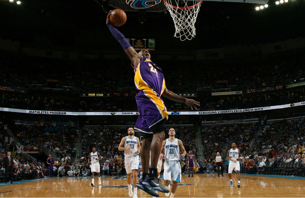 Kobe Bryant Scores 30,000th Point in the Nike Zoom Kobe VII (9)