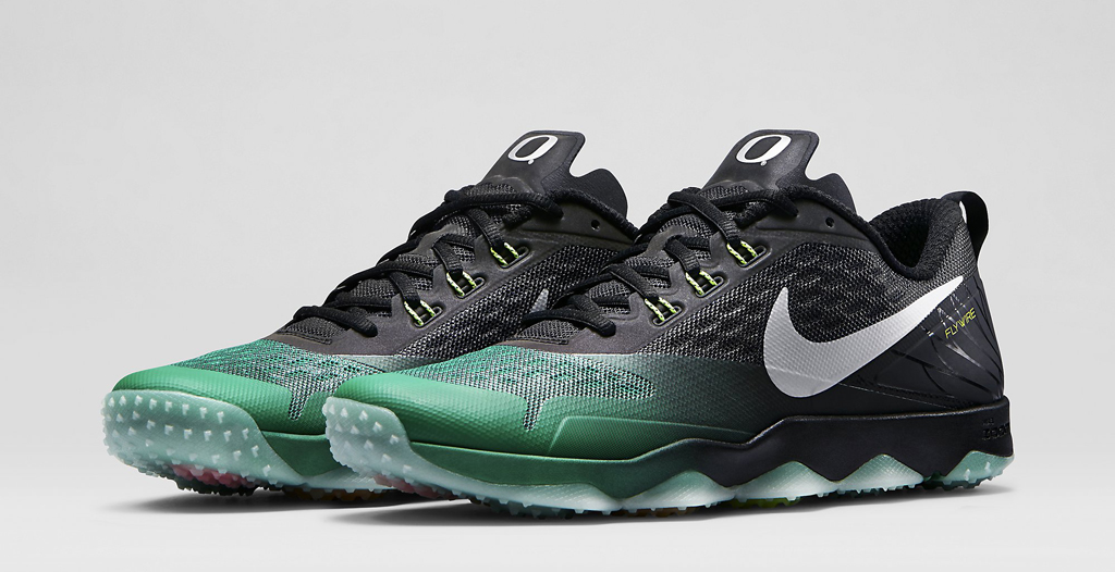 70a14f29f560 The Nike Zoom Hypercross Gets Fitted For Your Favorite College Teams ...