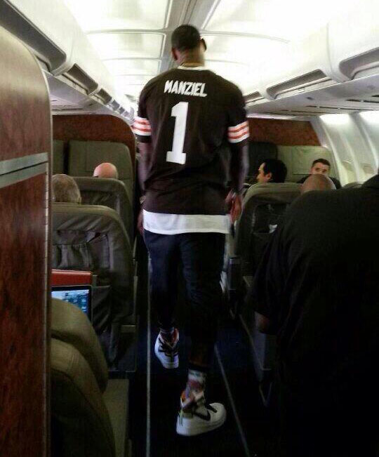 LeBron James Back in Cleveland Jersey