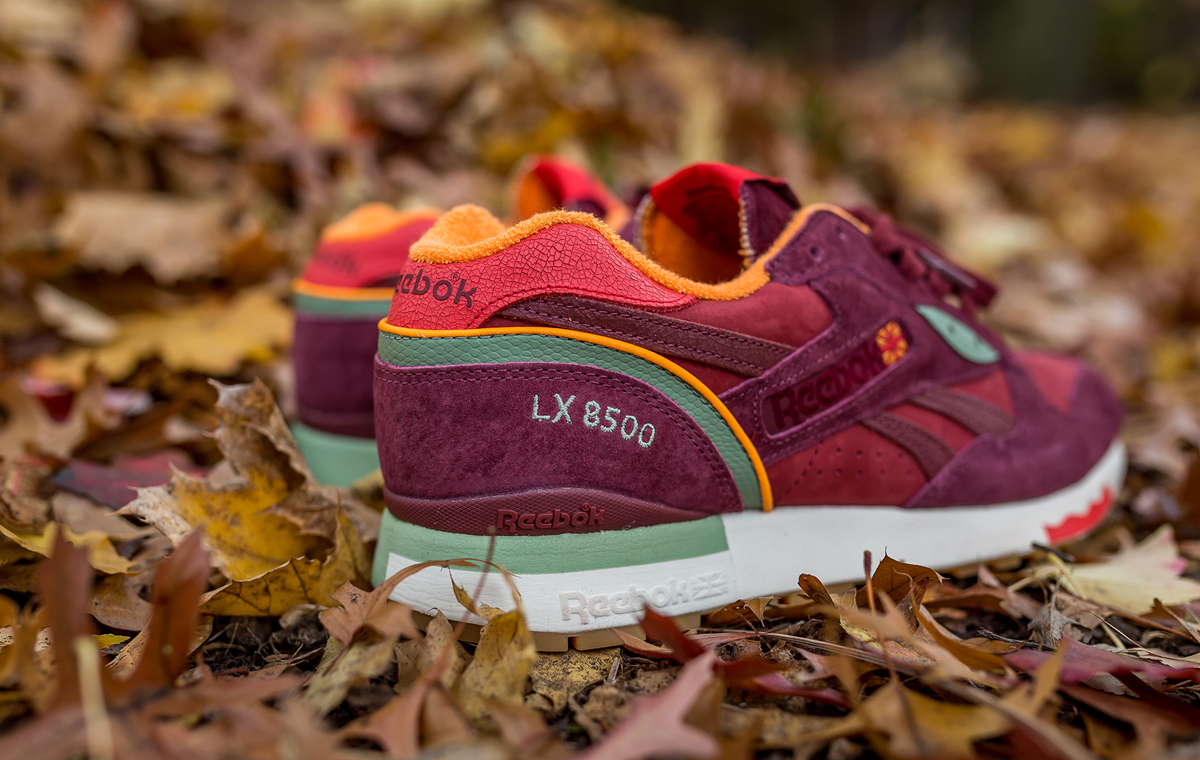 1533b3d1e0fd Packer Shoes and Reebok Celebrate the Arrival of Autumn
