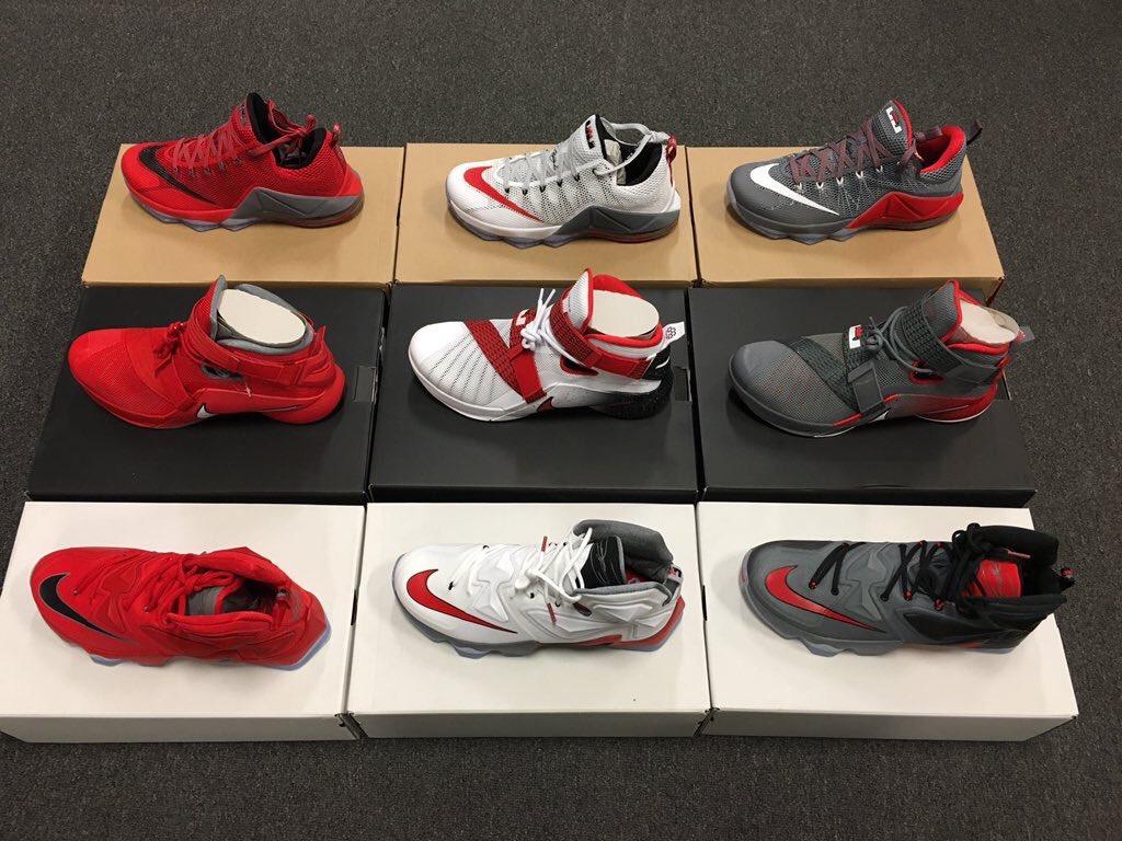 james lebron sneakers