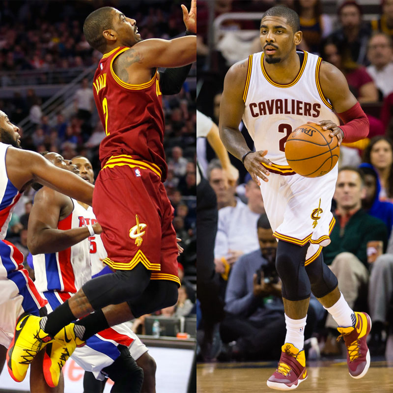 #SoleWatch NBA Power Ranking for January 31: Kyrie Irving