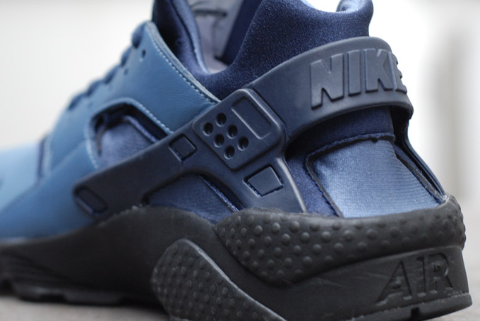 nike air huarache kind of (slate) blue