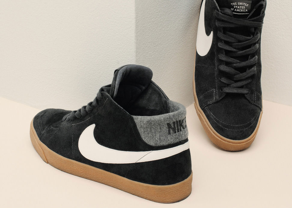 Brandon Richard's Top Ten Shoes Sneakers of 2012 - Nike Blazer Mid LR Medal Stand