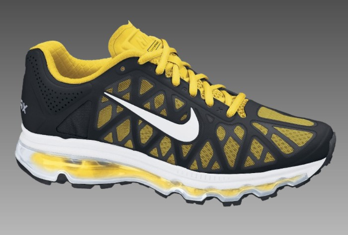 Pre Order: Nike Air Max+ 2011 (+ LIVESTRONG Colorways