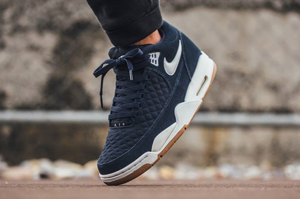 a0f46239f9df Images via Titolo. by Steve Jaconetta. Nike Sportswear gives its Flight  Squad ...