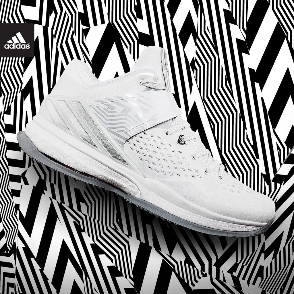 Adidas RG3 Energy Boost 'no hay presión, no hay diamantes' Collection