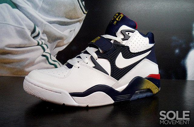 a55fc5584 Nike Air Force 180 Olympic Barkley Dream Team 310095-100 (1)