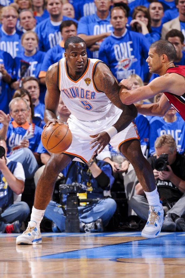 Sneaker Edge  Watch Gives // Game 1 OKC Thunderous Rally in