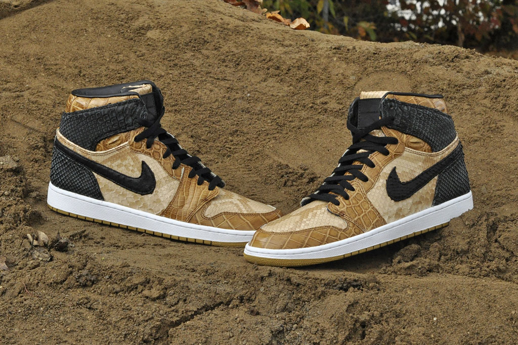 Air Jordan 1 Desert Storm by JBF Customs (4)
