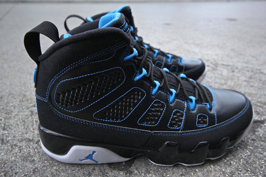 super cute 4d4b4 803a8 Air Jordan 9 Retro - Photo Blue - New Images | Sole Collector