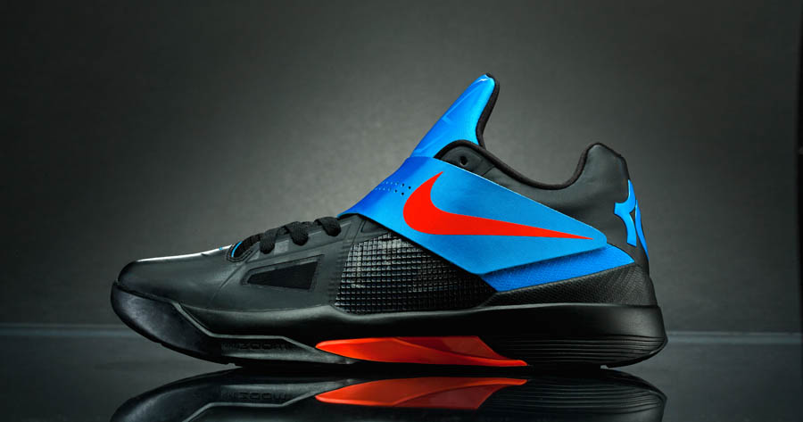Nike Zoom KD IV Officially Unveiled