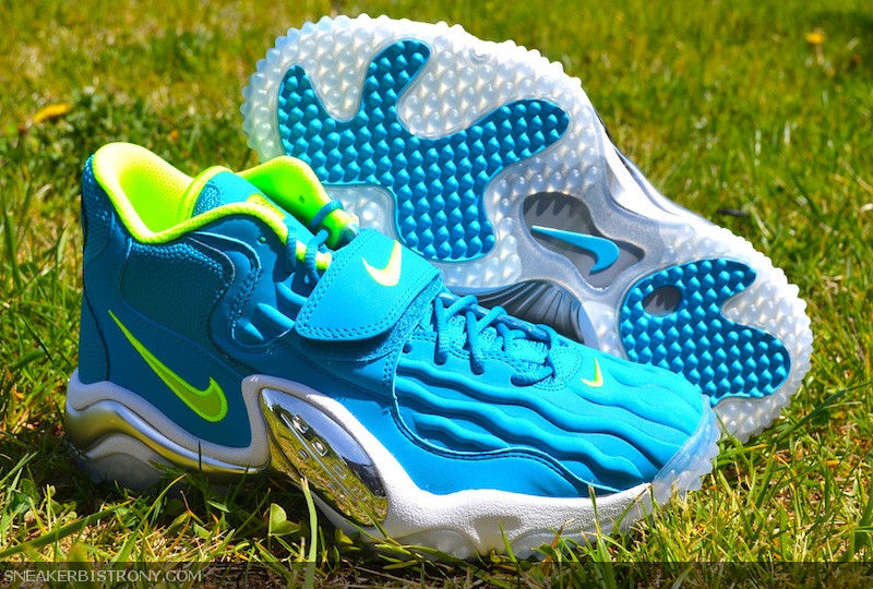 Nike Air Zoom Turf Jet 97 Neo Turquoise Volt White 554989-400 (1)