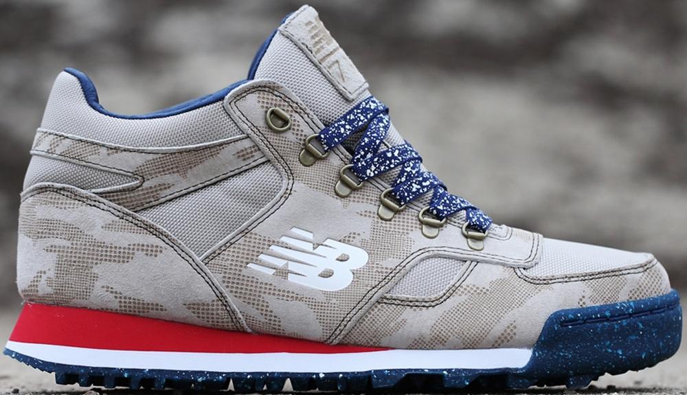 New Balance 710 Grey/Blue-Red