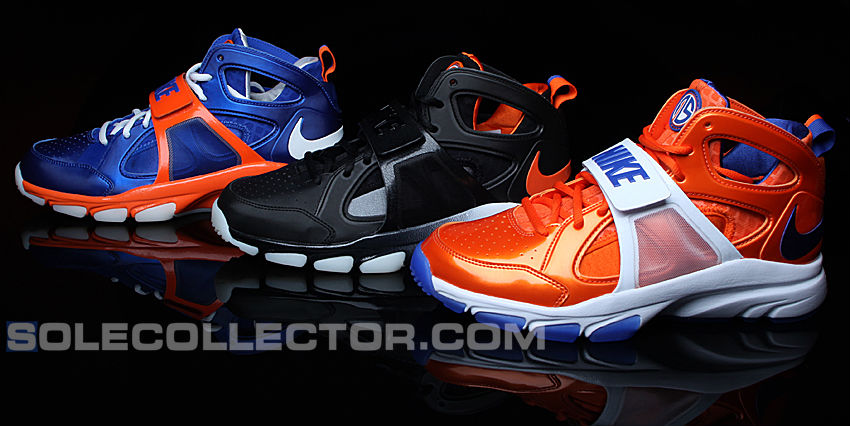 Nike Zoom Huarache Trainer Amar'e Stoudemire Alternate Knicks PE Player  Exclusives (1)