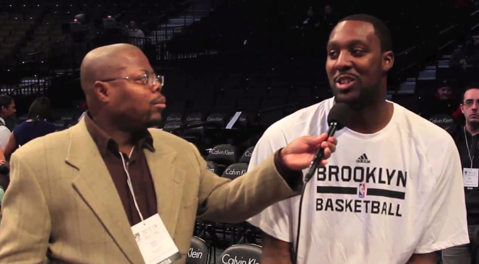 Keez On Sports // Talking Kicks with Andray Blatche
