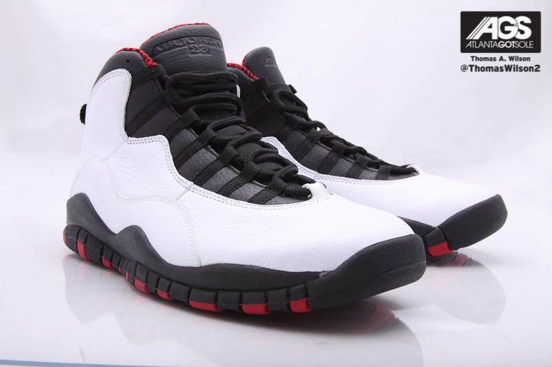 official photos ebc0f 7dbdd Air jordan 10 X Chicago 310805-100 (1)