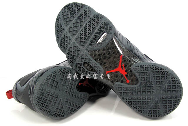 Air Jordan 2012 Black Red Grey 508318-010 (4)