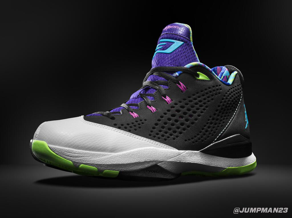 Jordan CP3.VII 7 Chris Paul First Look