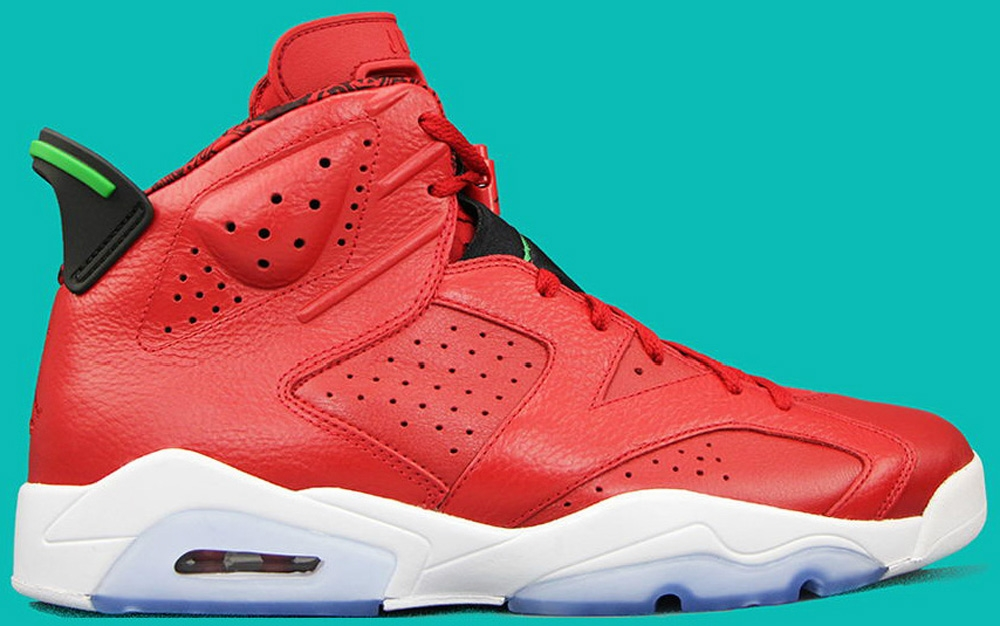 air jordan retro 6 red