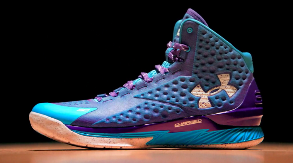 Under Armour Honors Steph Curry s Dad With This Sneaker  59a762156