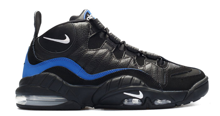 new arrival 40f5a c33ab Nike Air Max Sensation Chris Webber 805897-002 (1)