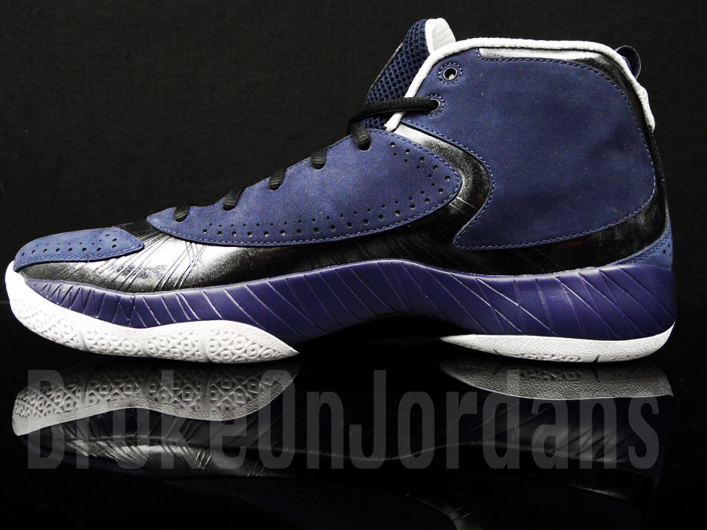 Air Jordan 2012 Josh Howard PE (6)