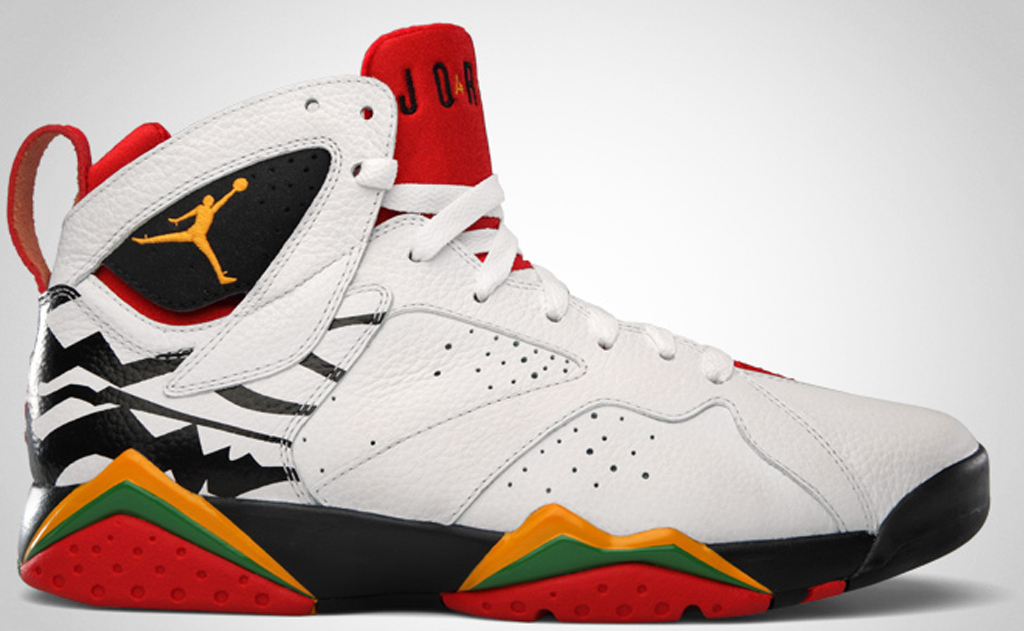 air jordan 7 colorways