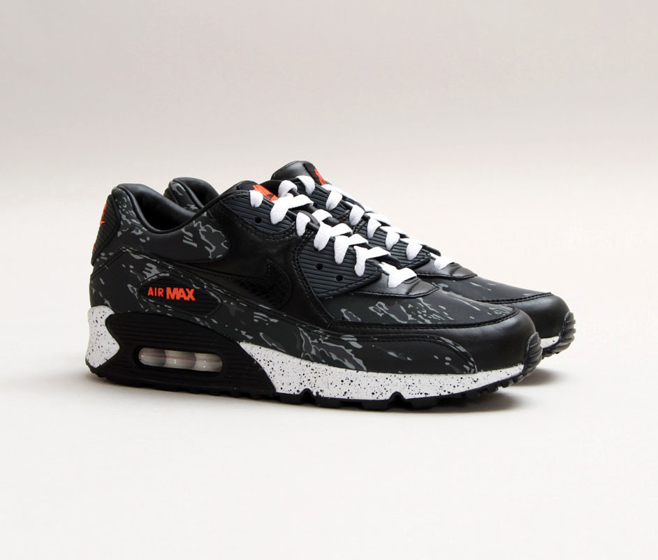 efdd8f3dbb8ed atmos x Nike Air Max 90 'Black Tiger Camo' - US Release | Sole Collector