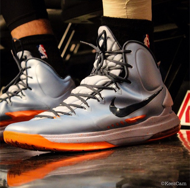 up close nba shoes at barclays amp msg last week sole