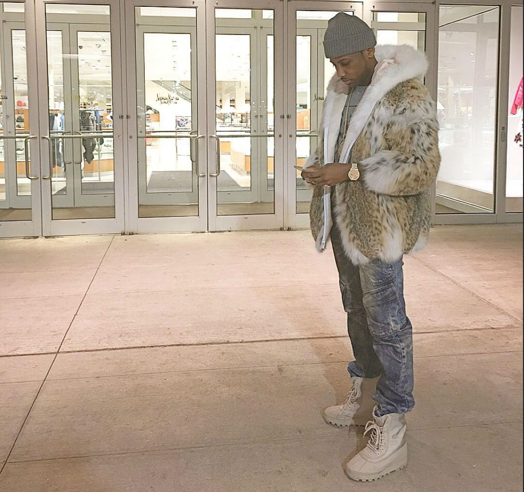 aa9bc35afe54e cheap fabolous wearing the moonrock adidas yeezy 950 cab2f 0e9f8