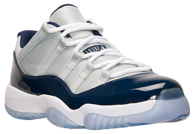 Air Jordan XI 11 Low Georgetown 528895-007 (1)