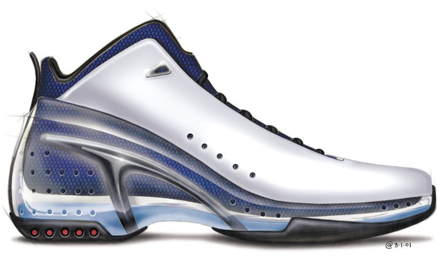 fde1d5c3fc7b The Collection    Byron Warouw s Nike Ultraflight