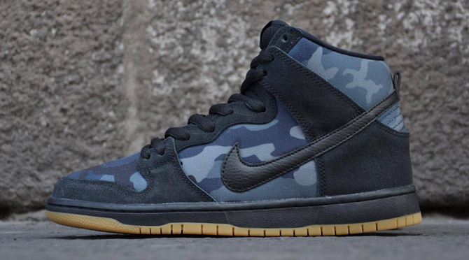 Brian Anderson Echoes on This Nike SB Dunk