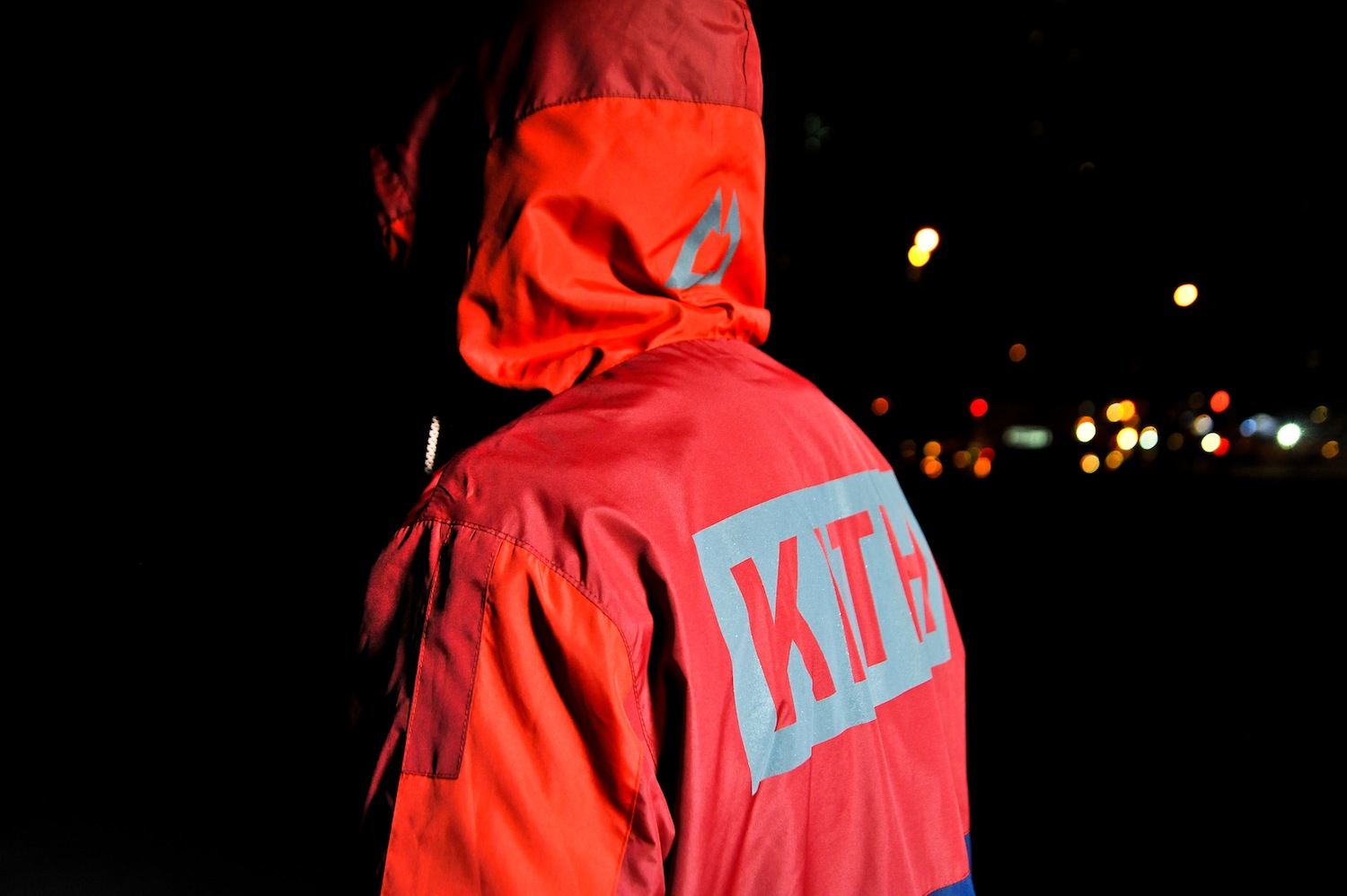 Kith Volcano Capsule Collection Madison windbreaker 3m