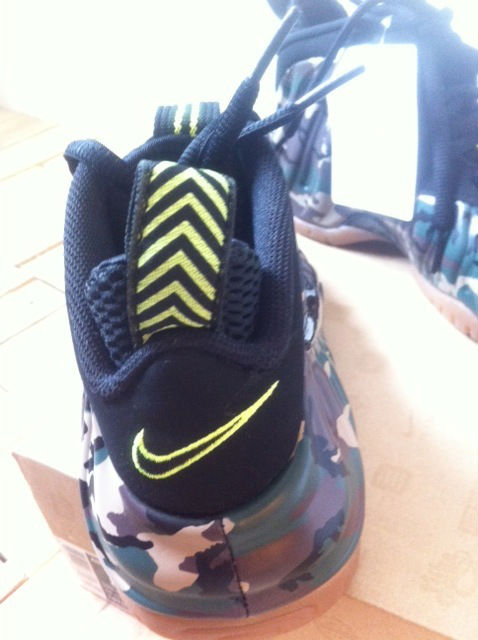 Nike Air Foamposite Pro - Army Camo (9)
