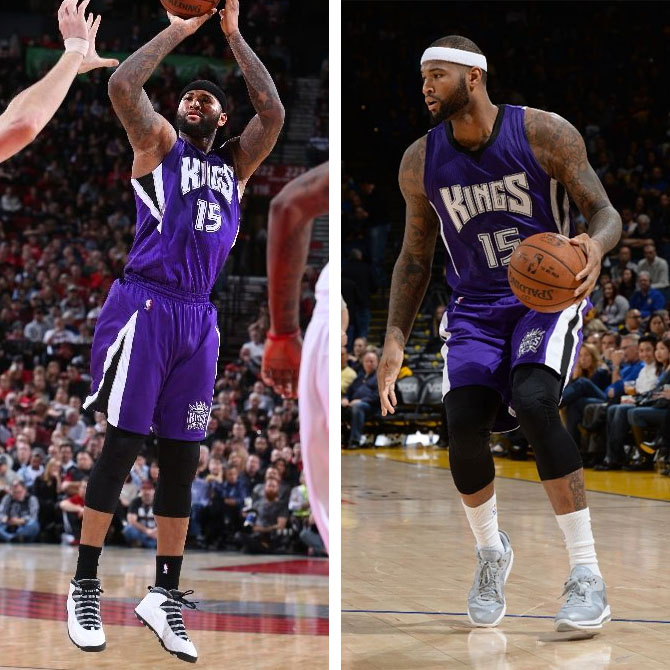 #SoleWatch NBA Power Ranking for January 25: DeMarcus Cousins