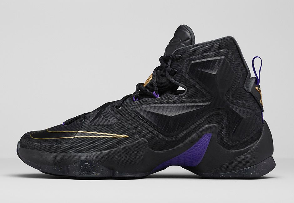 3a7b7dee6df8e This Nike LeBron 13 Needed a Touch of Gold