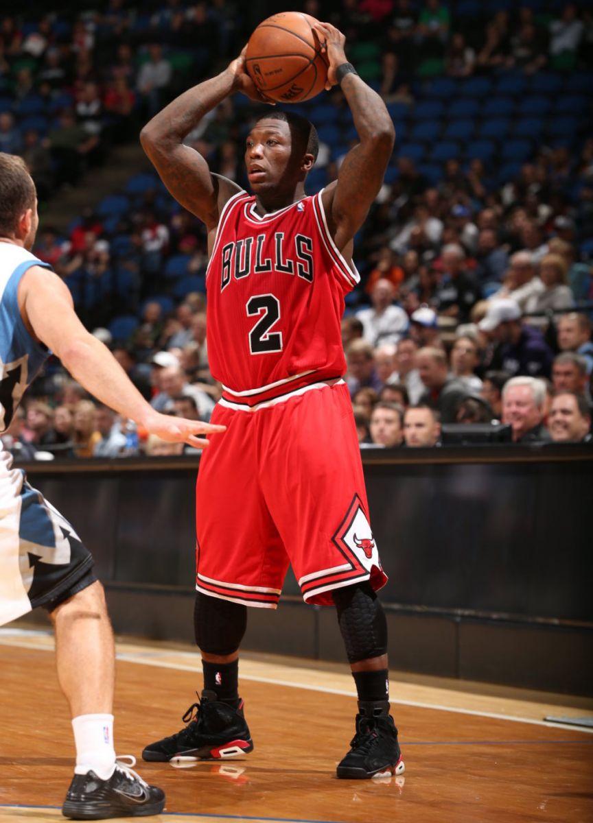 4283a0689d1 NBA Sneaker Watch    Best of the Season - Nate Robinson