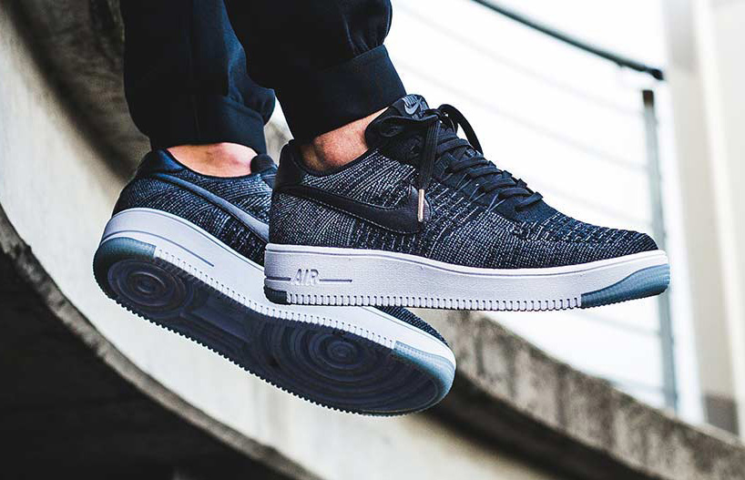 basket nike air force 1 ultra flyknit