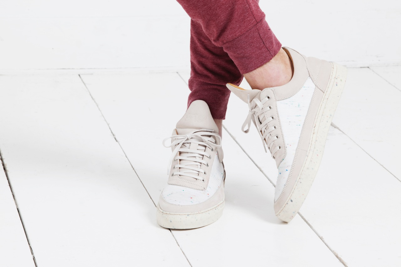 Filling Pieces Spring Summer 2014 Trainer speckled