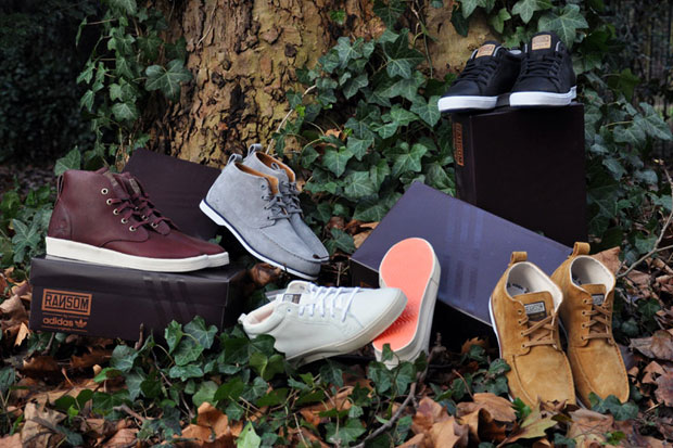 Ransom by adidas Originals Spring 2011 Collection  dc3c1b2a9